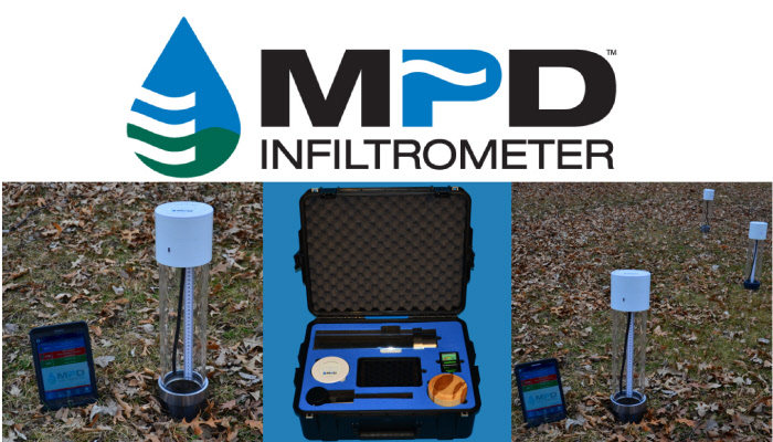 MPD Infiltrometer Equipment